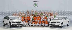 Škoda Octavia 1 milion