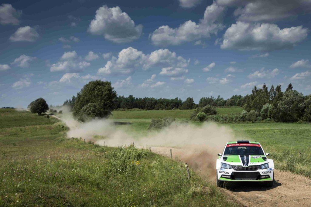 Škoda WRC