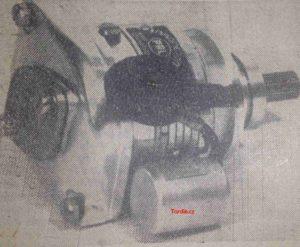 Přerušovač PAL- Magneton typ 02-9200.922