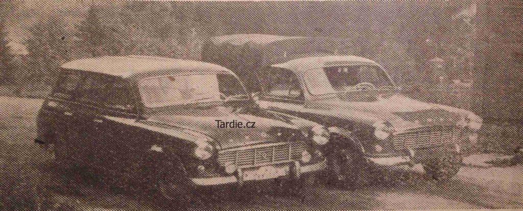 Škoda 1202 - retro