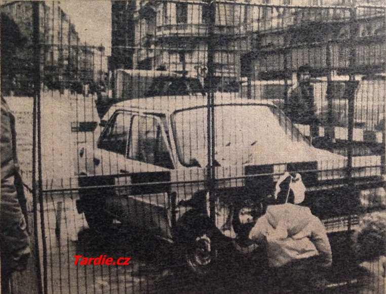 Dopravní nehody v Brně