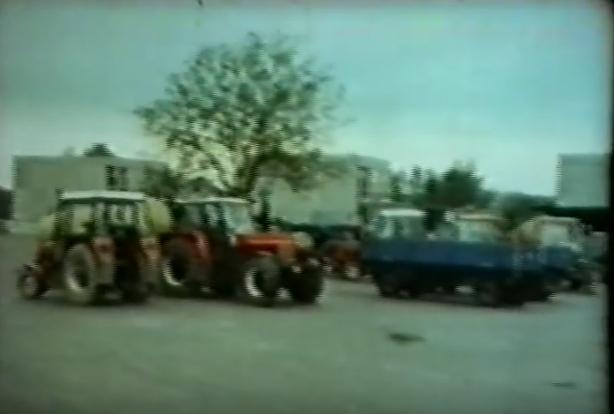 Dokument: JZD Modletice (1985 – 1988)