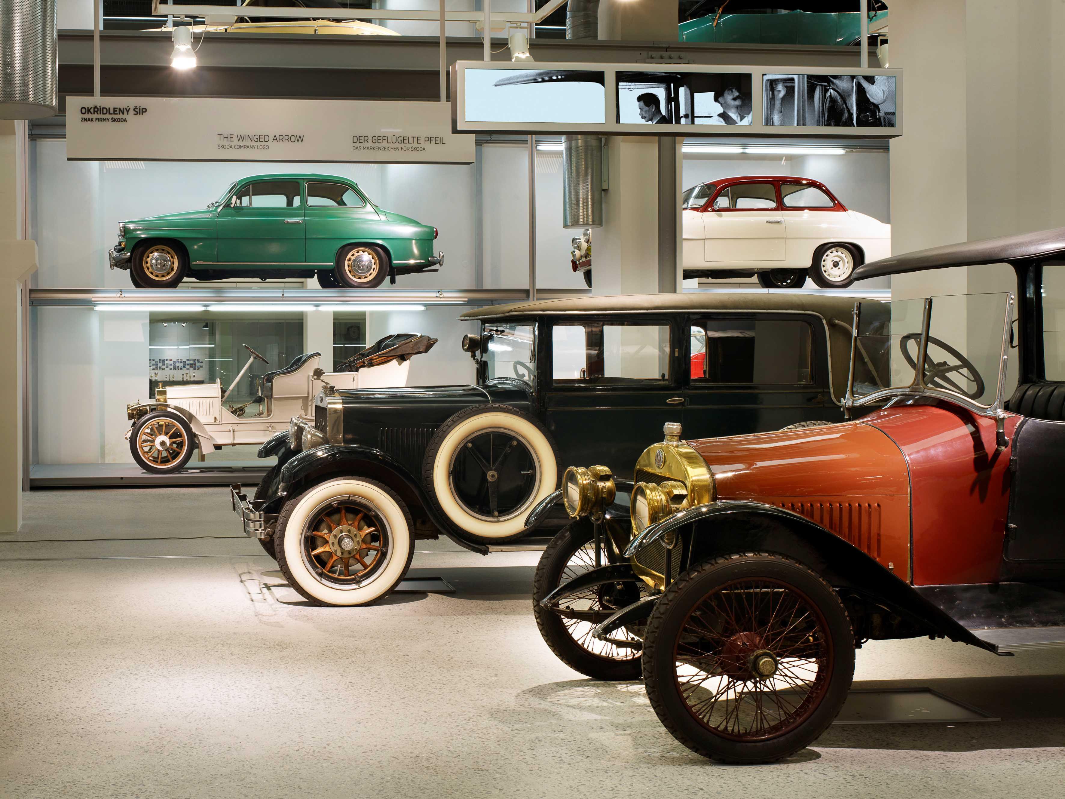 ŠKODA AUTO se zapojí do akce Muzejní noc 2017