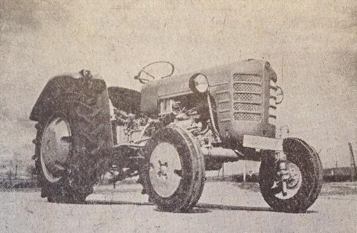 Predstaveni Noveho Traktoru Zetor 3011 Tardie Cz
