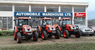 Zetor vstupuje na trh v Keni