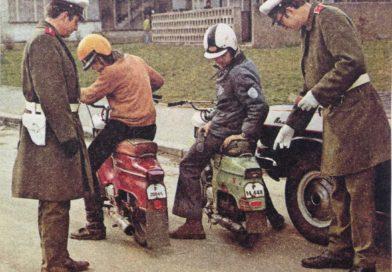 Postrach ulice – Jawa Pionýr