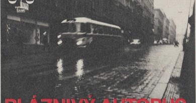 Bláznivý autobus