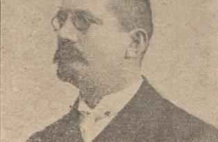 Jaroslav Bureš *7./VI. 1864. † 6./XI. 1920.