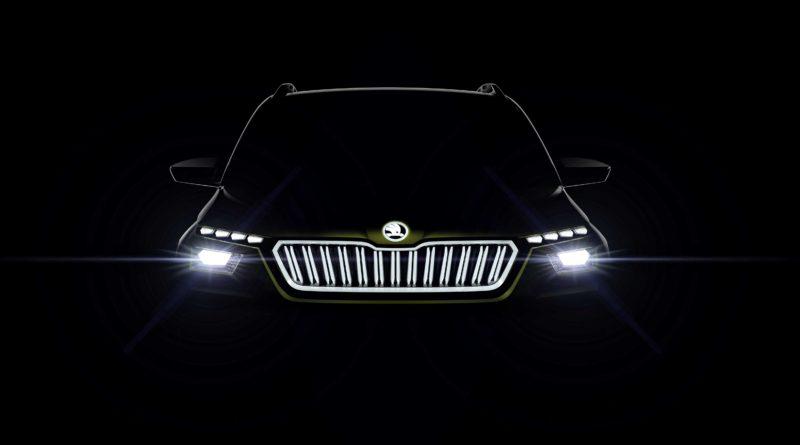 Premiéra v Ženevě: Studie ŠKODA VISION X kombinuje pohon na CNG, benzin a elektřinu