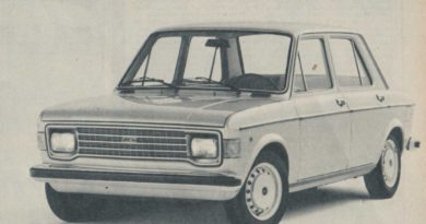 15x FIAT 128 – 1974