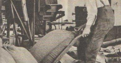 TOVÁRNA NA ZRNO 1966