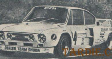 Škoda V8, 412 kW
