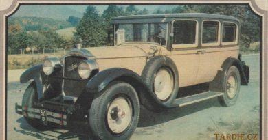 PACKARD TYP 5 – 33 (1927)