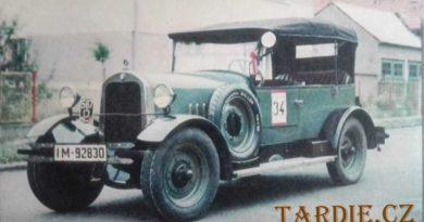 BRENABOR  R, 6/25 PS – 1926