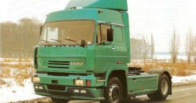 Tahač Škoda Liaz 18.33 TBV (4×2)