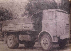 Škoda Liaz RTS 2