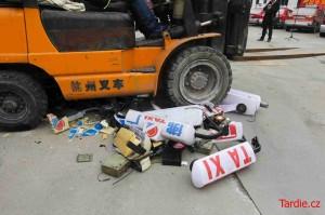Boj s nelegálním podnikáním - taxi