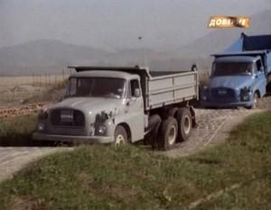 Tatra-148-s3-1978 film Trasa