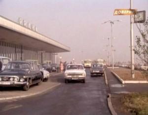 Tatra-603-2-1971 ve filmu Trasa